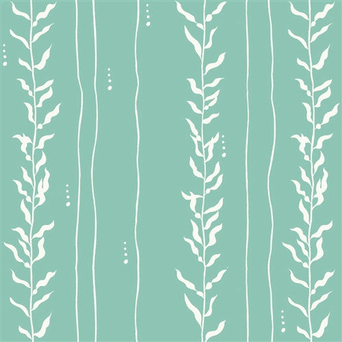 Kelp Pool - Beyond the Sea for Birch Fabrics