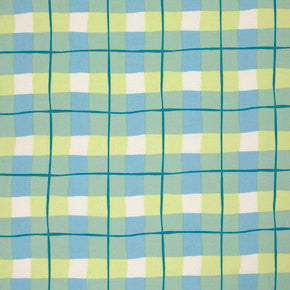 David Walker Plaid in Grove