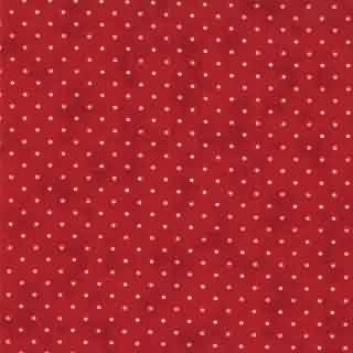 Essential Dots Country Red 101