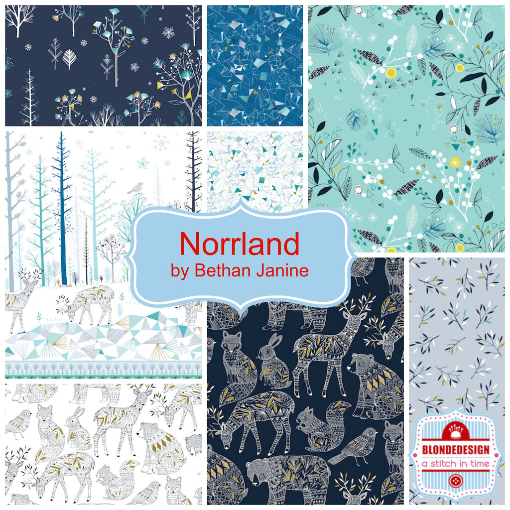 Norrland by Bethan Janine for Dashwood Studios x 8