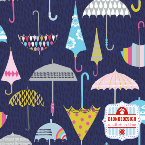 Umbrellas - Rain or Shine? for Dashwood Studio