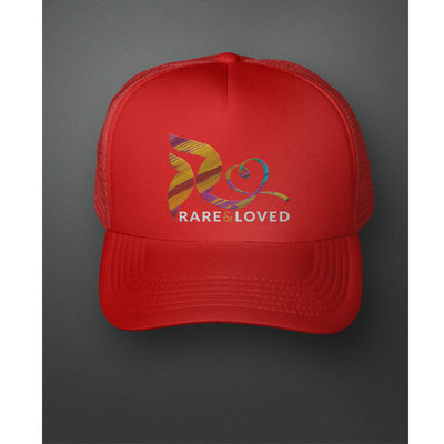 Rare and Loved Trucker Cap