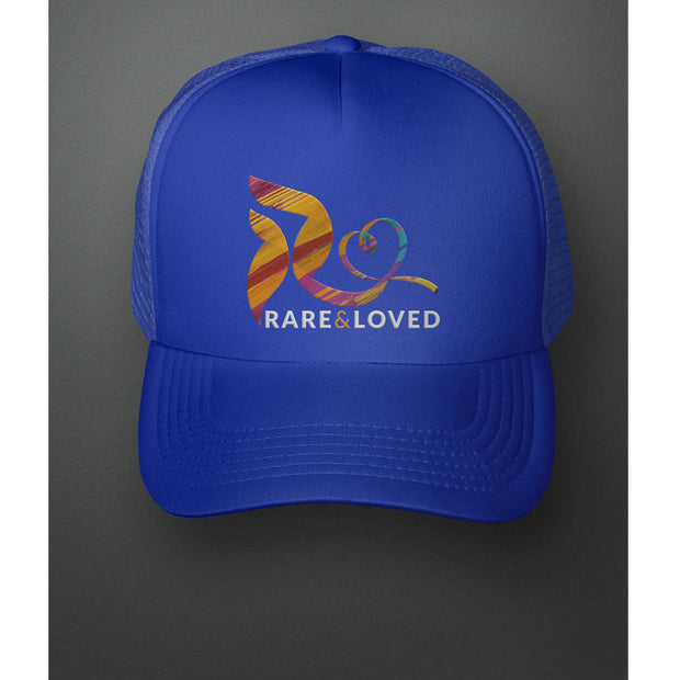 Rare and Loved Royal Blue Trucker Cap