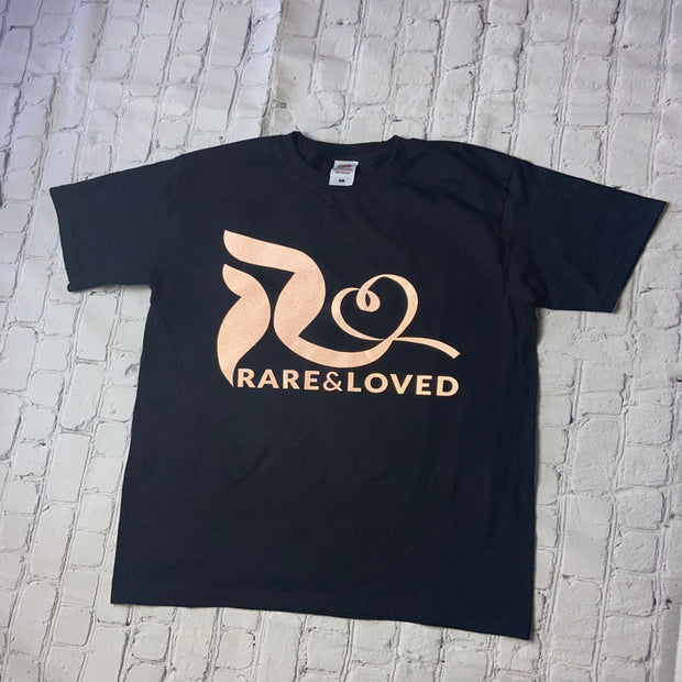 Rare and Loved Reflective T-Shirt