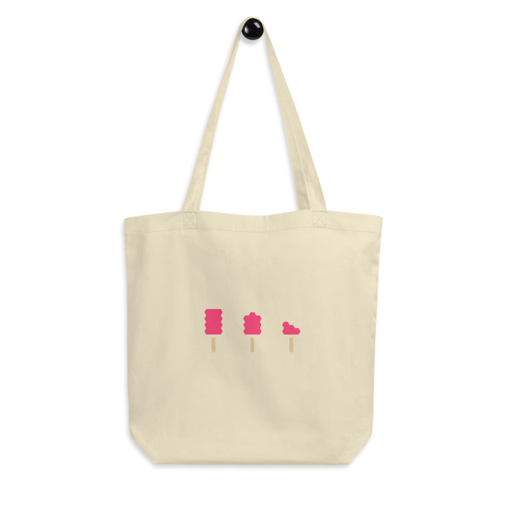 Popsicle Eco Tote Bag