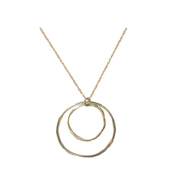 Organic Circles Necklace