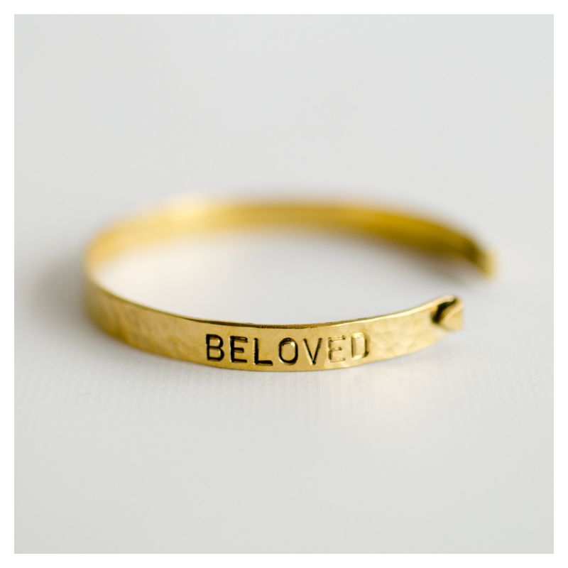 Beloved/Psalm 91 Cuff