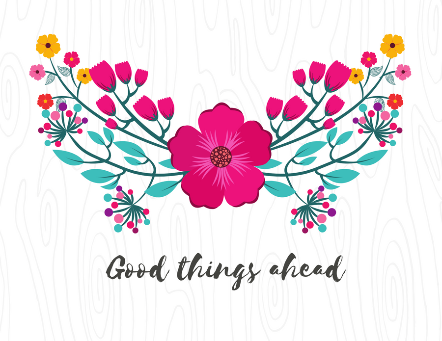 Good Things Ahead Gift Set