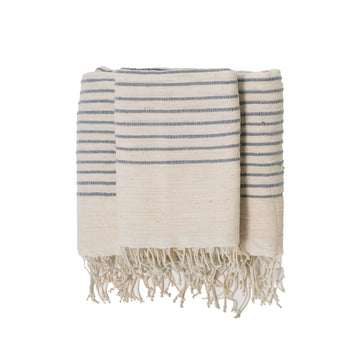 Line by Line Bath Towel
