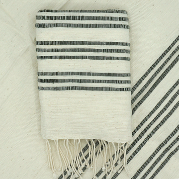 Sophisticated Stripe Hand Towel