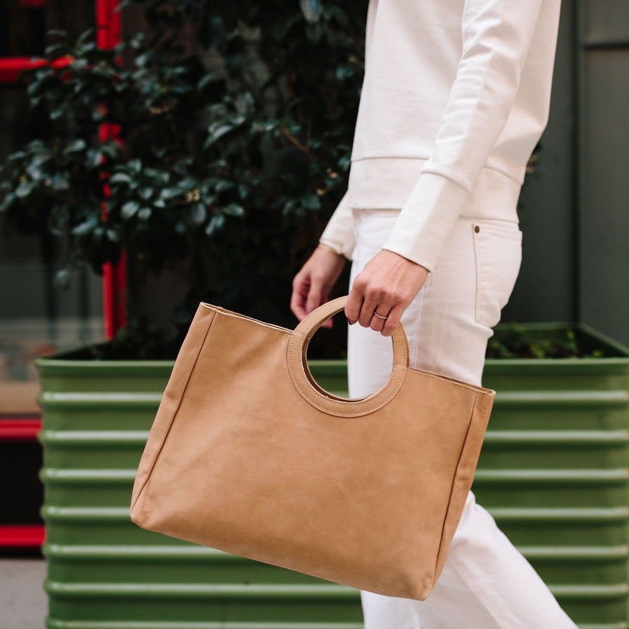 City Chic Circle Clutch
