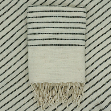 Line by Line Hand Towel