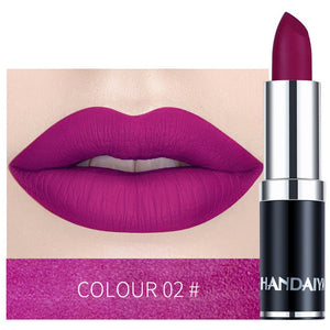 12 Colors Long Lasting Matte Lipsticks