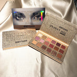18 Colors Shimmer Nude Eyeshadow Palette