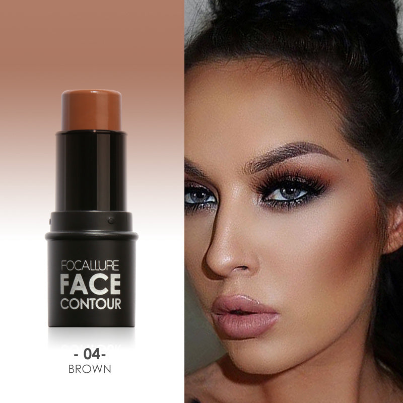 4 Color Face Highlightzer & Contour Stick