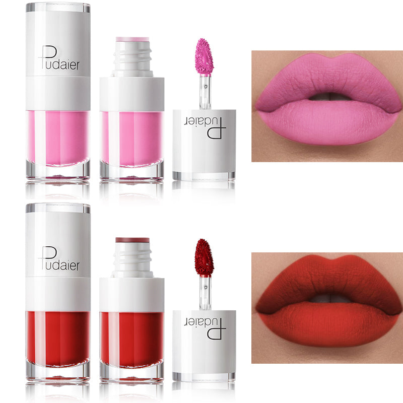 Mini Candy Long-Lasting Matte Lip Gloss (16 Colors)