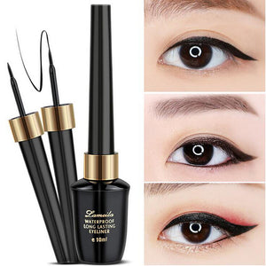 Black Long-lasting Waterproof Eyeliner