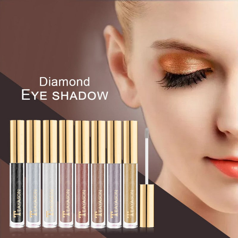 Diamond Gold Silver Glitter Eyeshadow Pen
