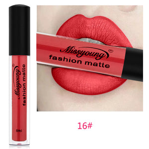 Fashion Matte Liquid Lipstick