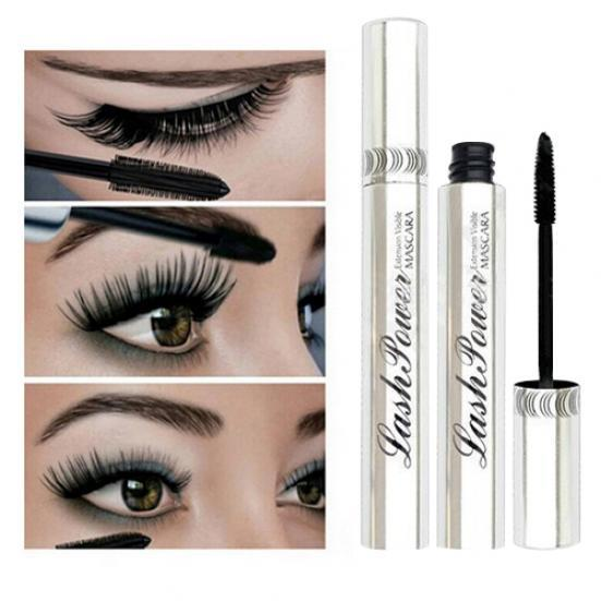 Quick Dry Thick Black Mascara