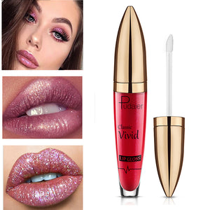 Shiny Waterproof Lip Gloss