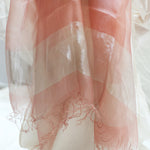 Load image into Gallery viewer, Blush Organza Dupatta