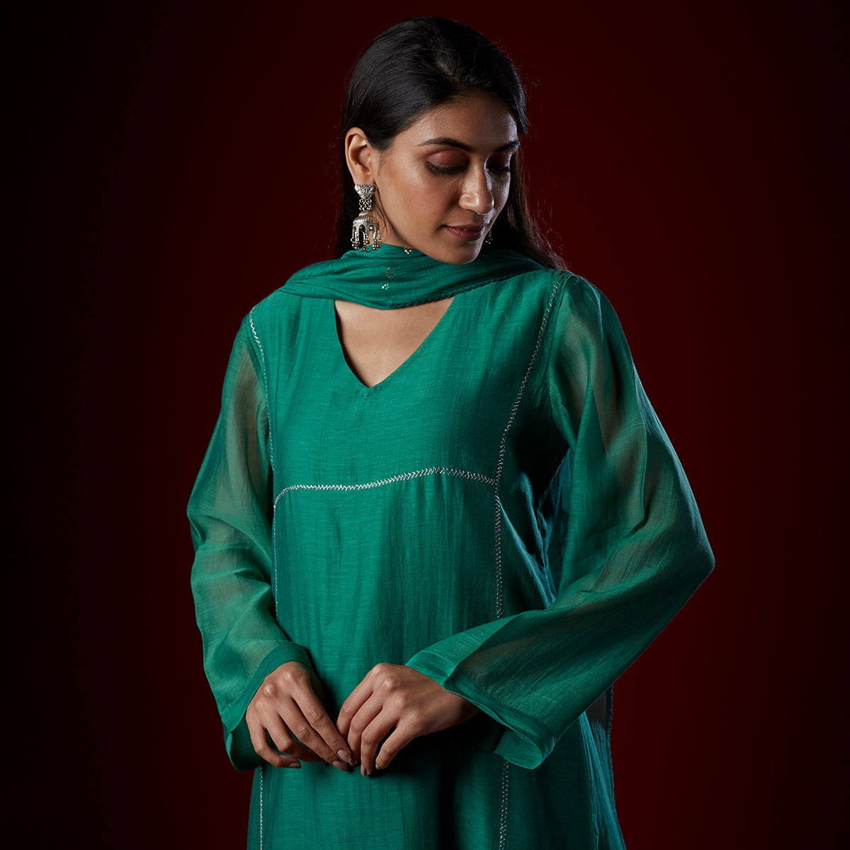 Emerald Basic Kurta