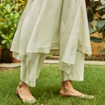 Load image into Gallery viewer, Ivory Basic Kurta