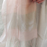 Load image into Gallery viewer, Pale Pink Organza Dupatta