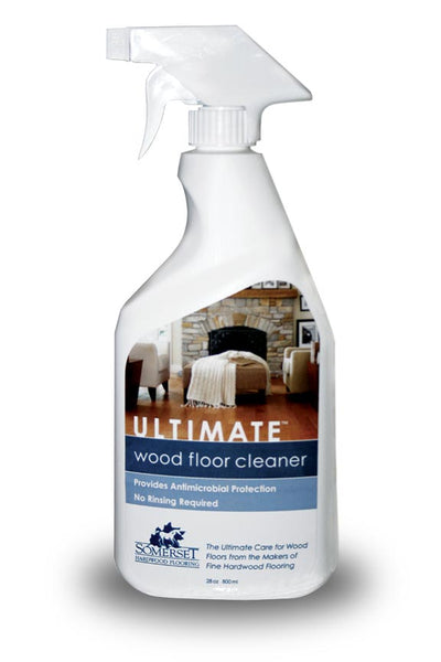 Ultimate Hardwood Floor Cleaner