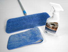 Ultimate Microfiber Mop Kit
