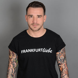 Frankfurtliebe T-Shirt Man Basic black