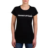 Frankfurtliebe T-Shirt Woman Basic black