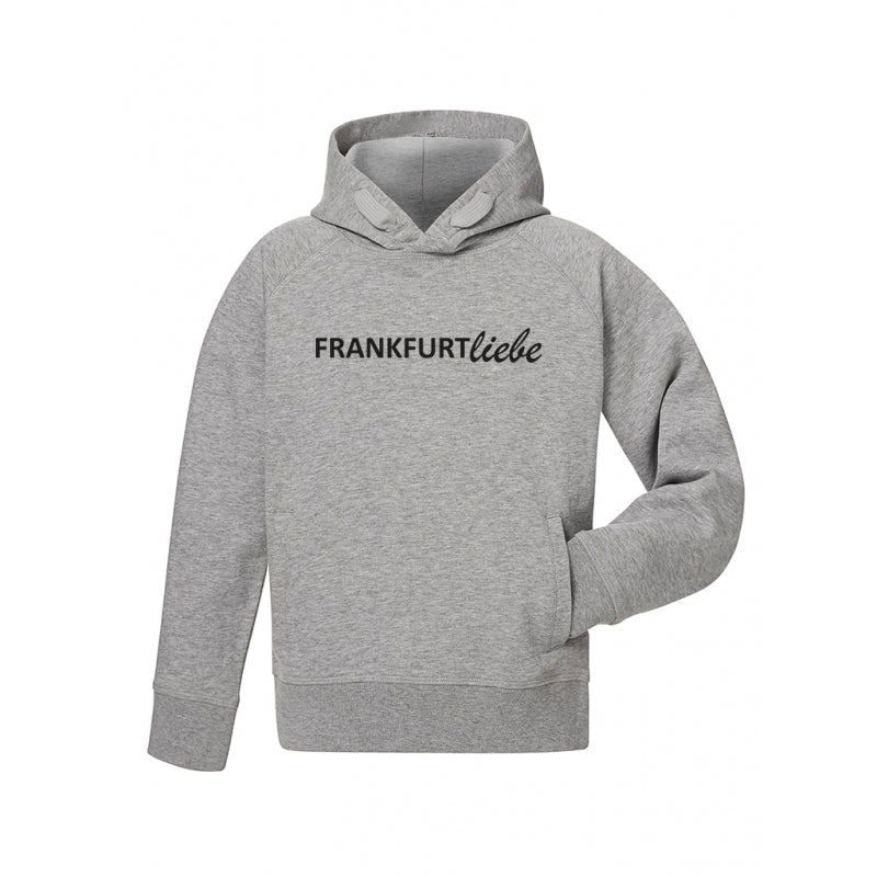 Frankfurtliebe Kids Hoodini Basic grey
