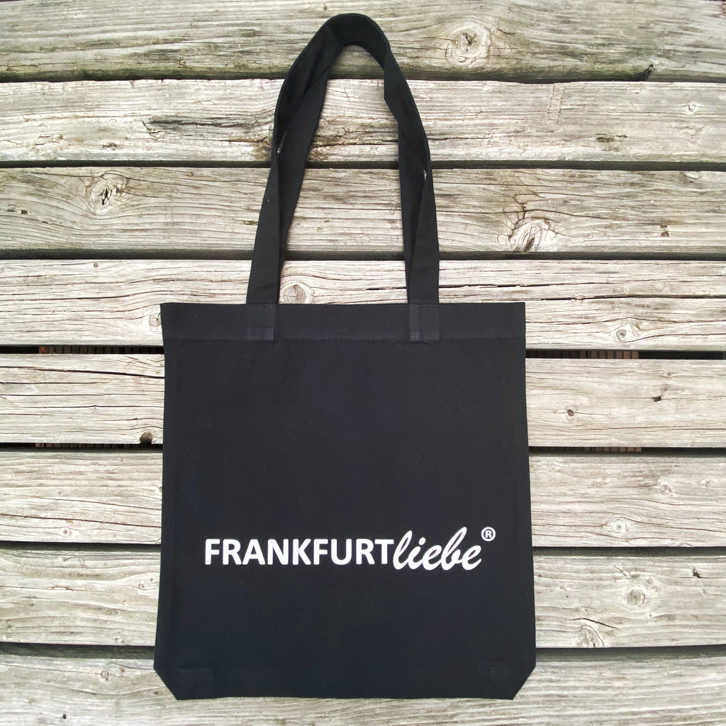 Frankfurtliebe City bag black