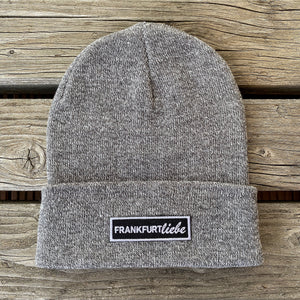 Frankfurtliebe Beanie Classic Heather Grey