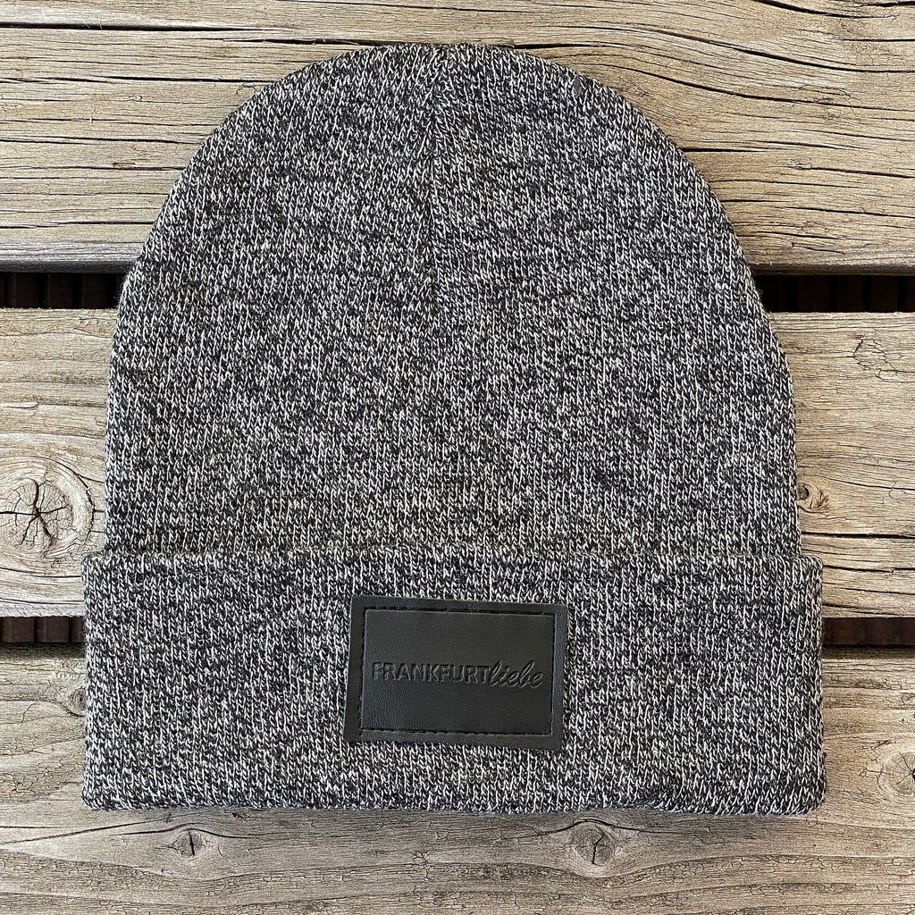Frankfurtliebe Beanie Pure Antique Grey