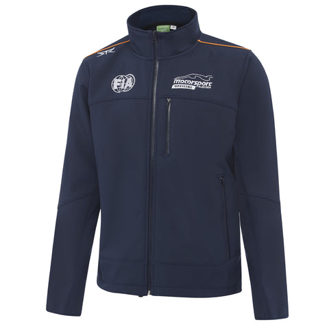 Mens Official Soft Shell Jacket
