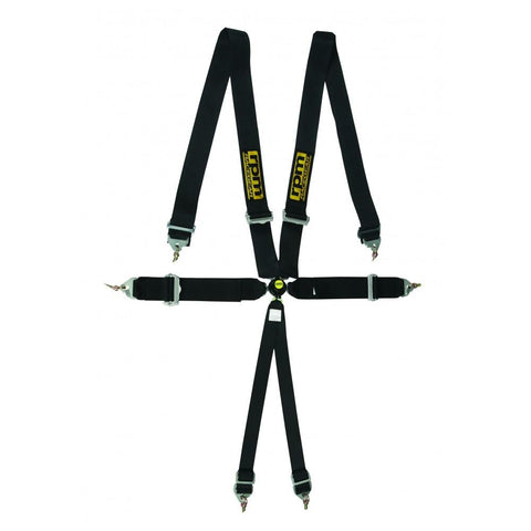 "RPM 6PT 3"" FIA Harness"