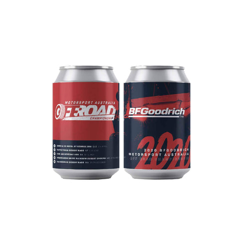 BFGoodrich Motorsport Australia Off Road Championship Tour Stubby Holder