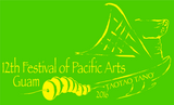 Tapis - 12th Festival of Pacific Arts Guam