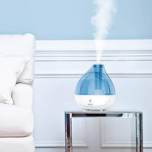 Load image into Gallery viewer, Pure Enrichment MistAire Ultrasonic Cool Mist Humidifier - Premium Humidifying Unit with Whisper-Quiet Operation, Automatic Shut-Off and Night Light Function - Lasts Up to 16 Hours