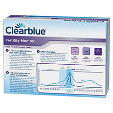 Load image into Gallery viewer, Clearblue Fertility Monitor, Touch Screen, 1 Count
