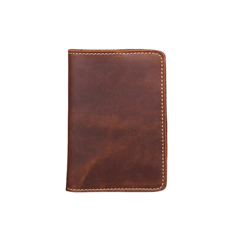 Pollogie™ Leather Travel Wallet