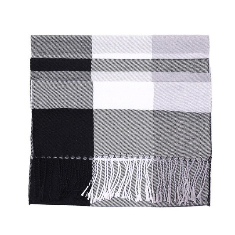 Pollogie™ Casual Plaid Scarf