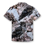 Pollogie™ Lost Raven Button Shirt