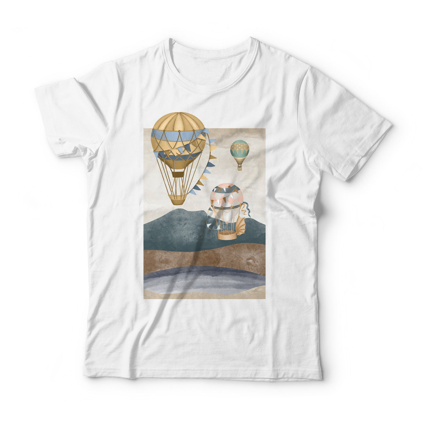 Pollogie™ Ballon Land T-Shirt