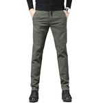 Pollogie™ Slim Fit Straight Pants
