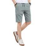 Pollogie™ Slim Fit Chino Shorts
