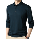 Pollogie™ Long Sleeve Polo Shirt
